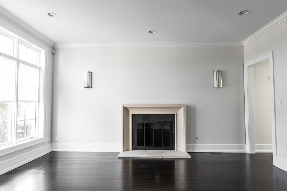 Art Deco Fireplace surround