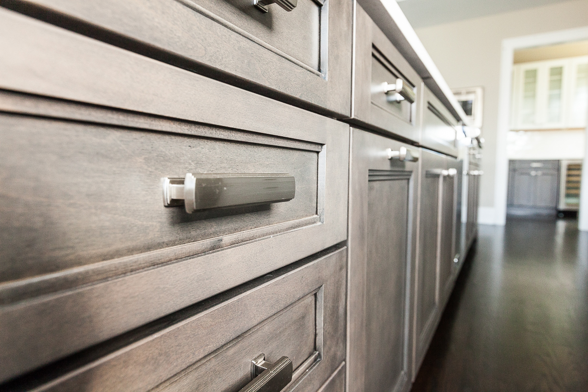 Custom millwork cabinetry