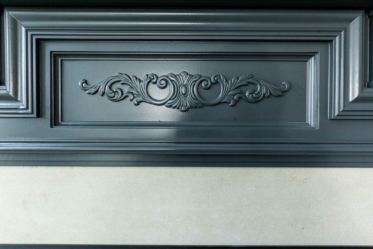 Designer Fireplace Mantel