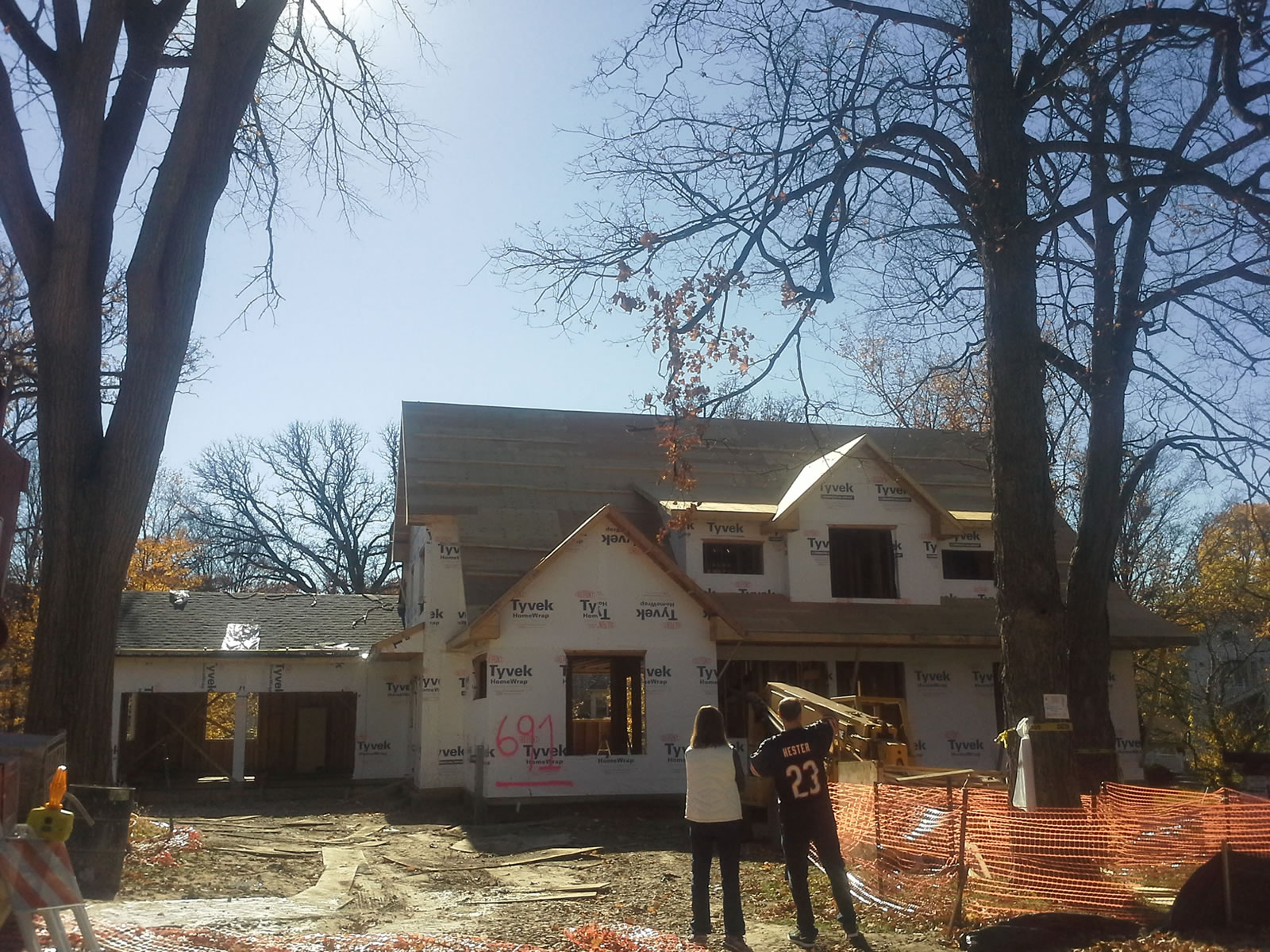 Glen Ellyn new construction designer architect