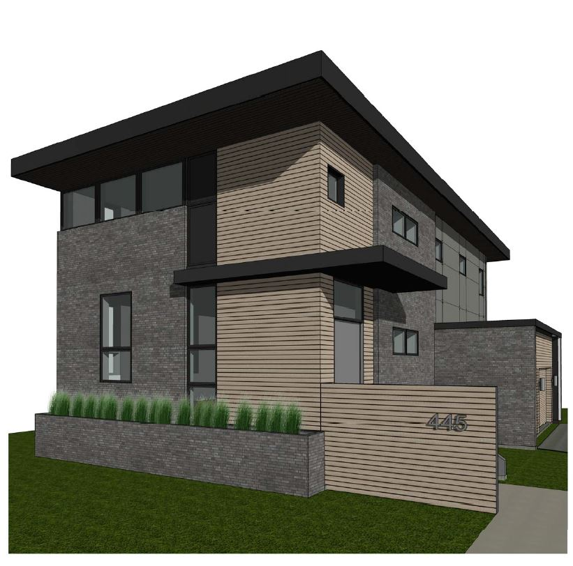 Contemporary Single Family Home