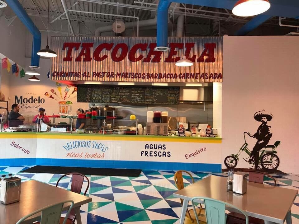 Contemporary fast-casual taqueria in suburban Chicago